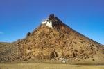 Chiu Gompa monastery near Lake Manasarovar, Tibet. Photo by Angus McDonald