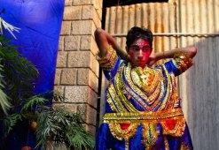Ramlila pageant in Dharamshala