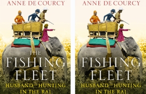Cover of The Fishing Fleet by Anne de Courcy