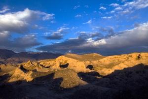Archaeological site of Old Panjikent, Tajikistan. Photo by Angus McDonald