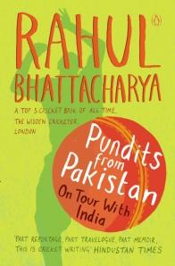 Cover of Pundits from Pakistan by Rahul Bhattacharya
