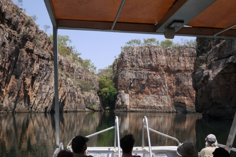 Katherine Gorge, northern Australia. Photo by Angus McDonald