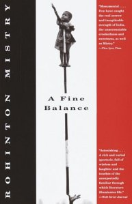 Cover of A Fine Balance by Rohinton Mistry