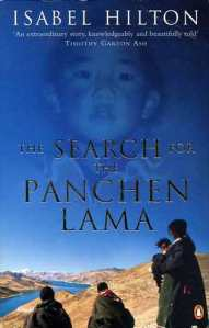 Cover of The Search for the Panchen Lama by Isabel Hilton
